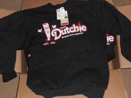 Dutchie, Crew Neck