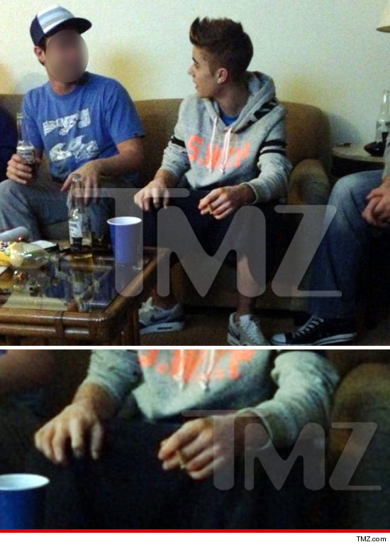 Bieber, TMZ