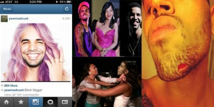 Chris Brown, Drke, Rihanna