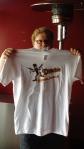t- shirt, Dream Outrageous